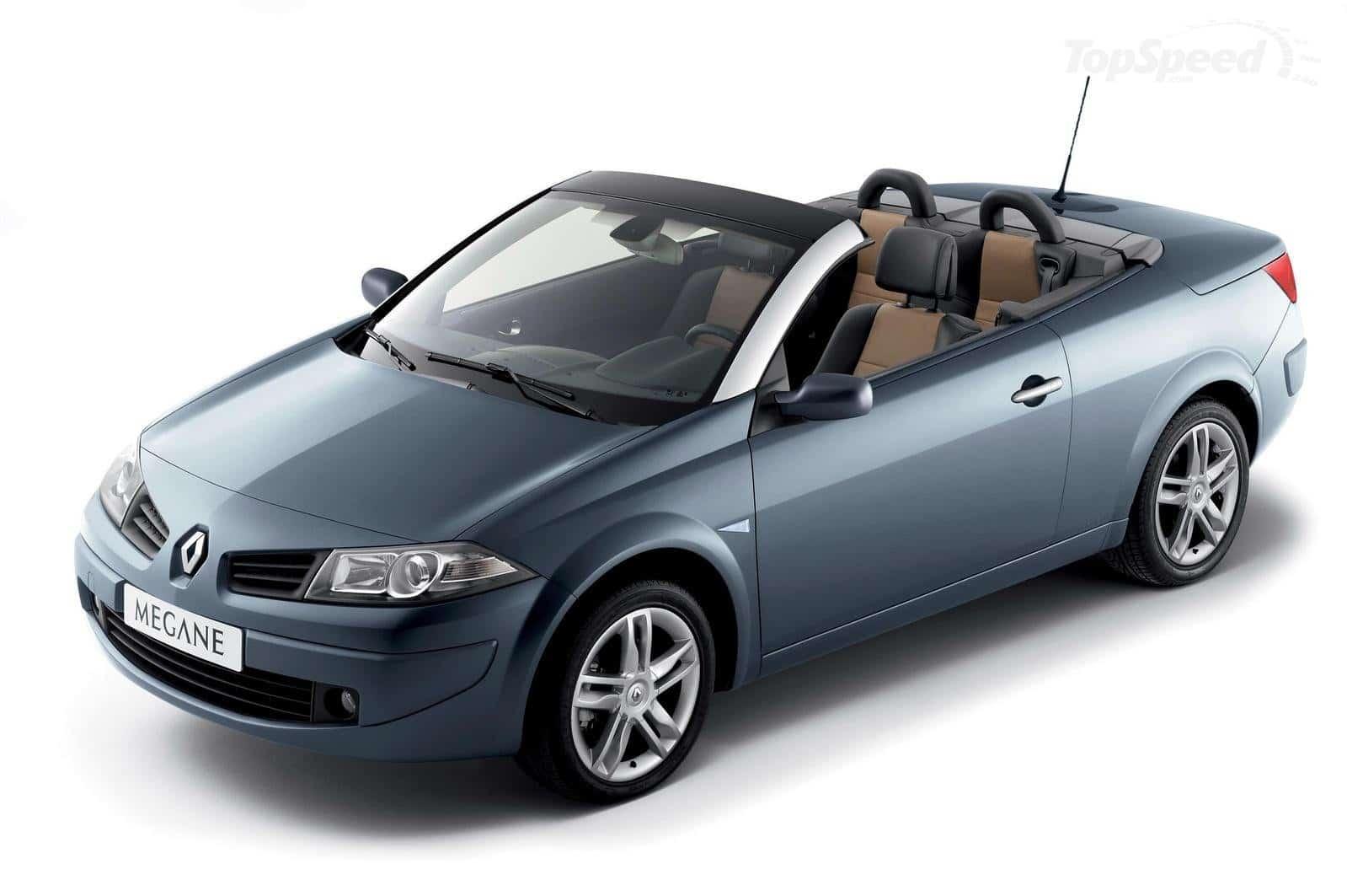 Renault Megane auto Kreta