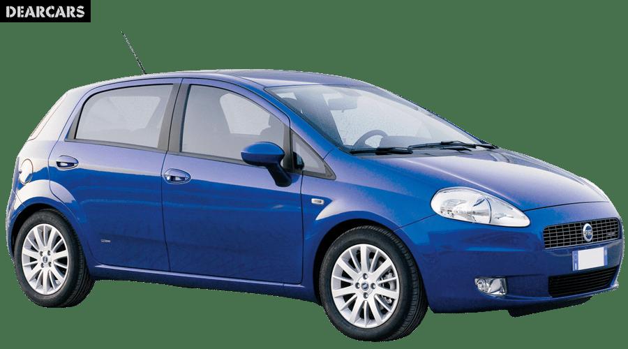 Fiat Grande Punto auto Kreta