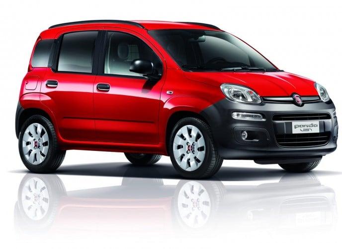 Fiat Panda auto Kreta