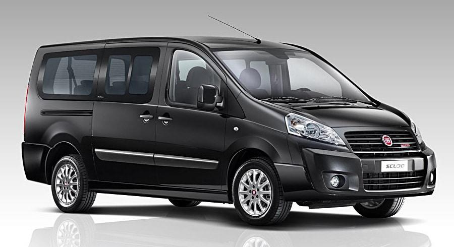 Fiat Scudo Long Diesel auto Kreta