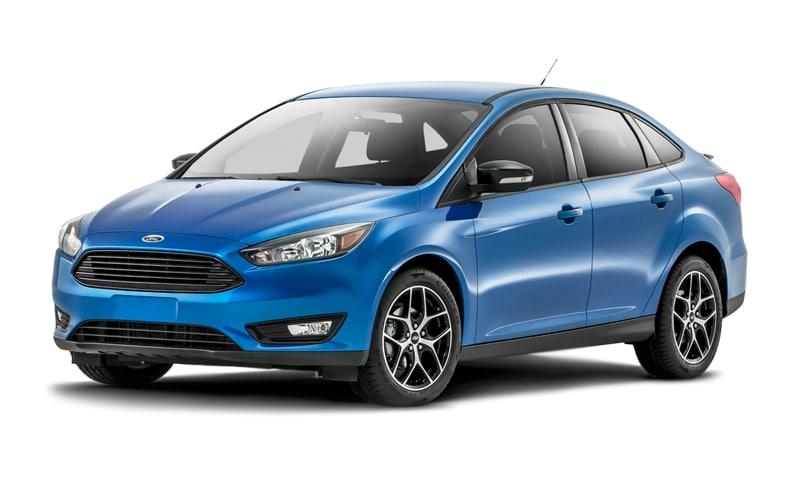 Ford Focus auto Kreta
