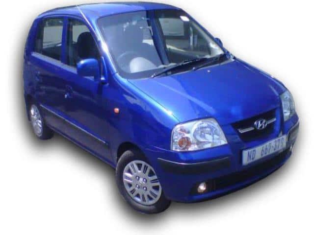 Hyundai Atos auto Kreta
