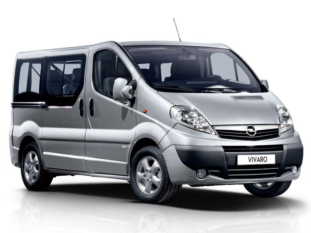 Opel Vivaro auto Kreta