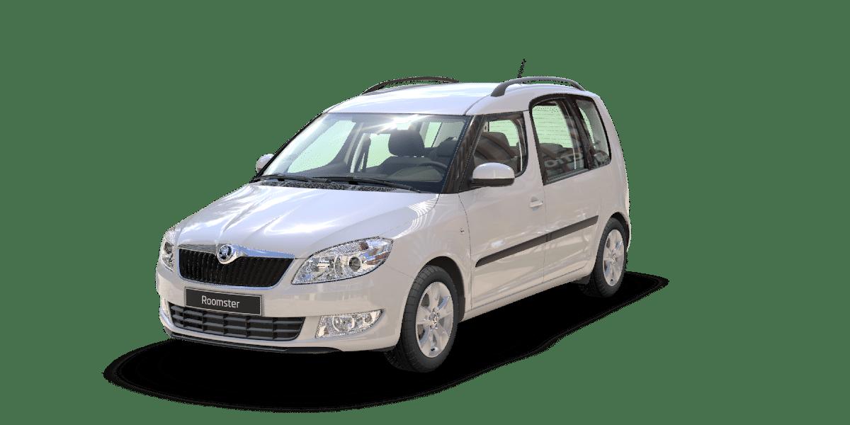 Skoda Roomster auto Kreta