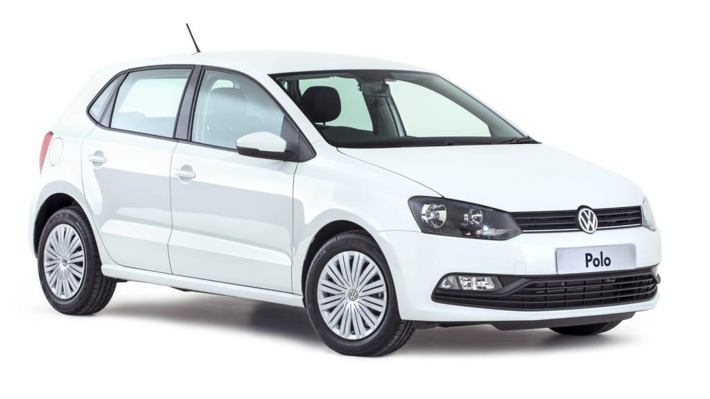VW Polo auto Kreta