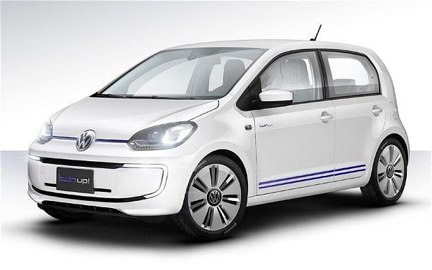 VW Up auto Kreta