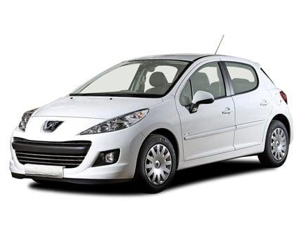 Peugeot 207 Automatik auto Kreta